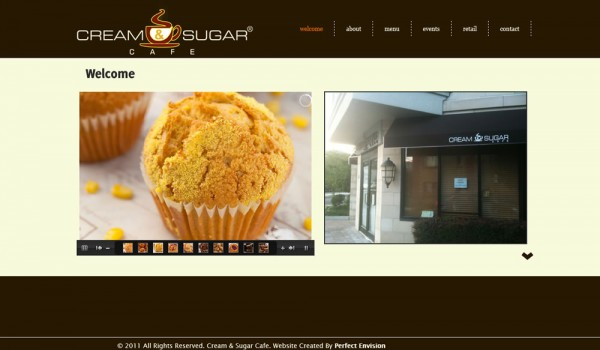 Cream & Sugar Cafe