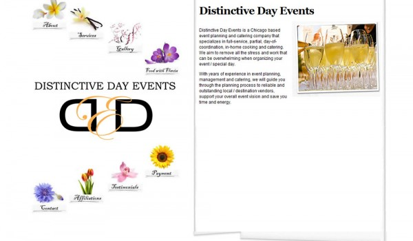 Distinctive Day Events