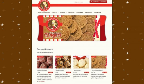 Ginger's Goodies